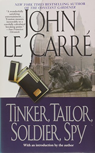 9780743457903: Tinker, Tailor, Soldier, Spy