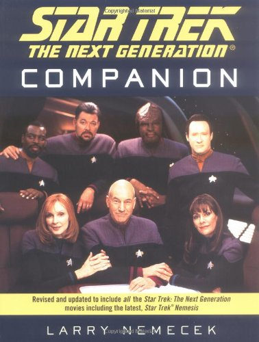 9780743457989: The Next Generation Companion: Star Trek The Next Generation
