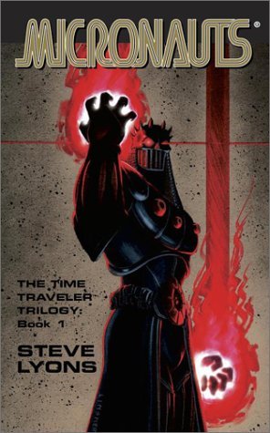 9780743458405: The Micronauts: The Time Traveler Trilogy, Book 1