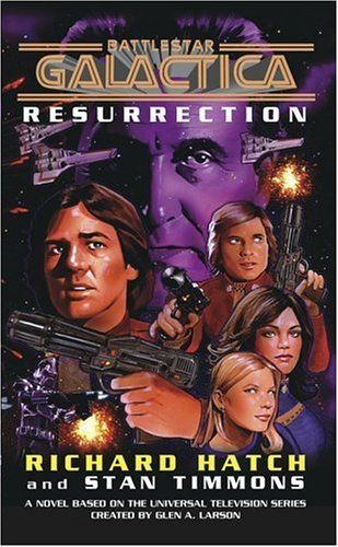 9780743458627: Resurrection (Battlestar Galactica)