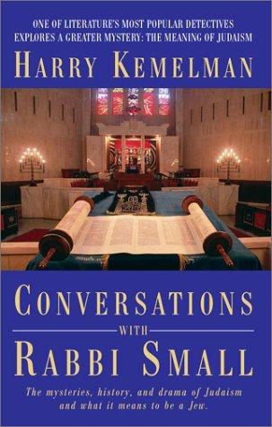 Conversations With Rabbi Small (Rabbi Small Mystery): Kemelman, Harry