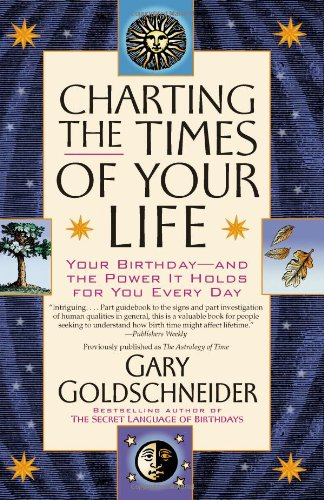 9780743460491: Charting The Times Of Your Life