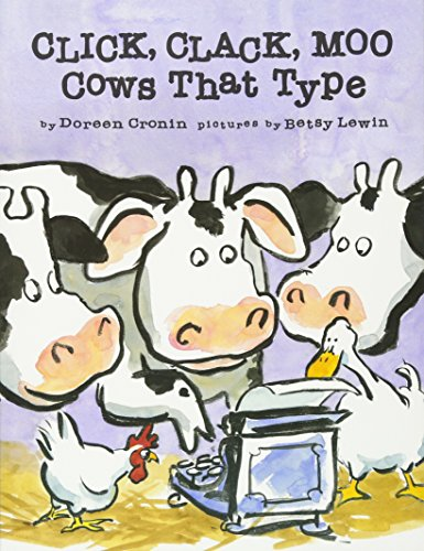 9780743461511: Click, Clack, Moo: Cows That Type