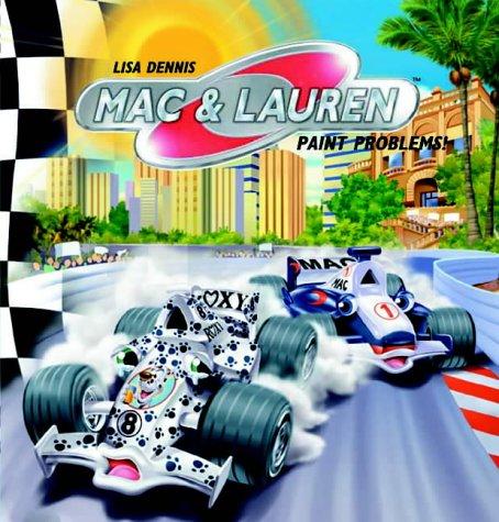 Paint Problems (Mac & Lauren): Lisa Dennis