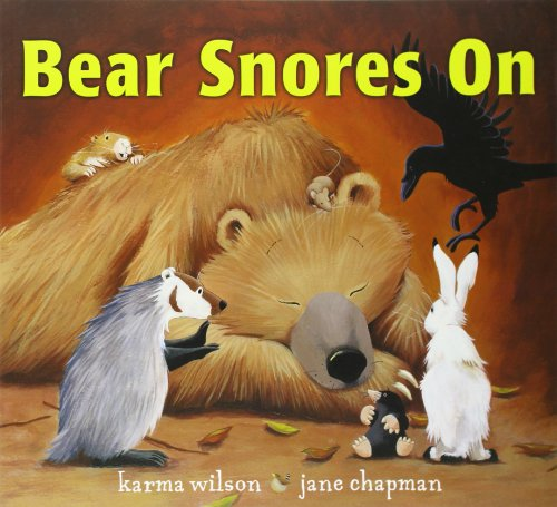 9780743462099: Bear Snores On