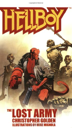 9780743462822: The Lost Army (Hellboy)