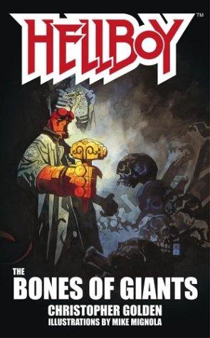 9780743462839: The Bones of Giants (Hellboy (Pocket Star Books))