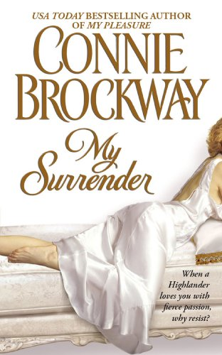 My Surrender (The Rose Hunters) (0743463242) by Brockway, Connie