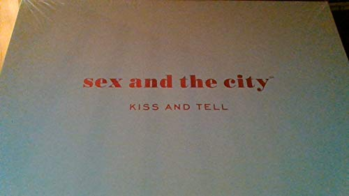 9780743463706: Sex And The City: Kiss And Tell; Special Limited