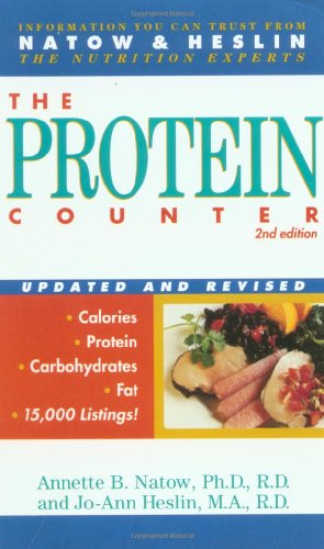 9780743464345: The Protein Counter: 2nd Edition