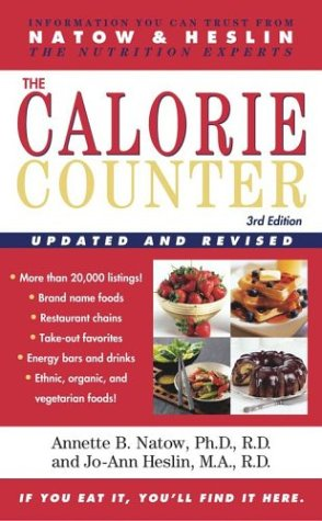 9780743464376: The Calorie Counter: 3rd Edition