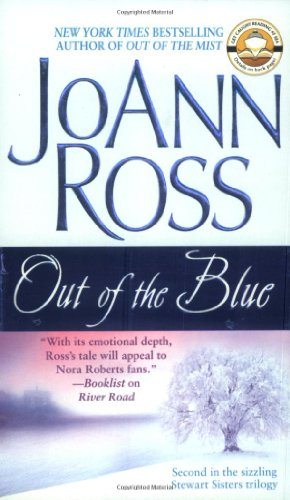 9780743464741: Out of the Blue (Stewart Sisters Trilogy)