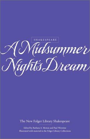 9780743466561: A Midsummer Night's Dream