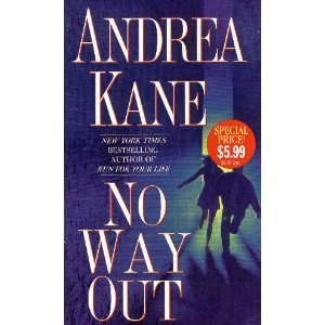 No Way Out (0743467310) by Andrea Kane