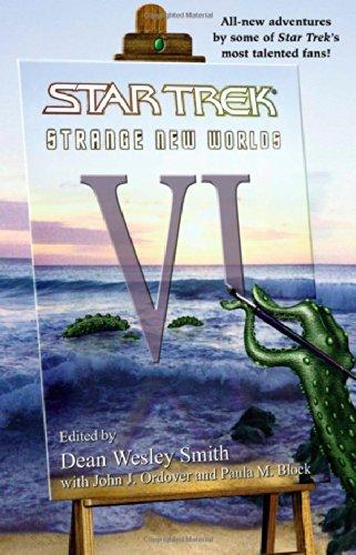 9780743467537: Star Trek: Strange New Worlds VI (Bk. 6)