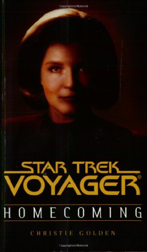 9780743467544: Homecoming (Star Trek Voyager Book One of Two) (Pt.1)