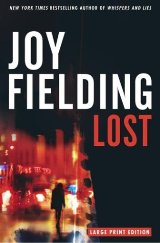 Lost (Fielding, Joy (Large Print)): Joy Fielding