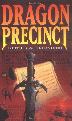9780743467704: Dragon Precinct