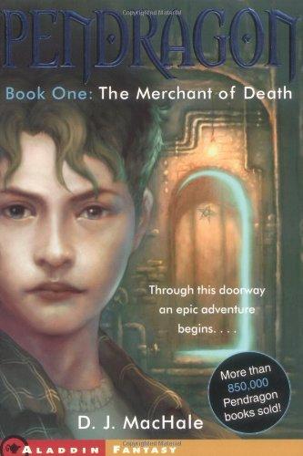 9780743468169: The Merchant of Death (Pendragon)
