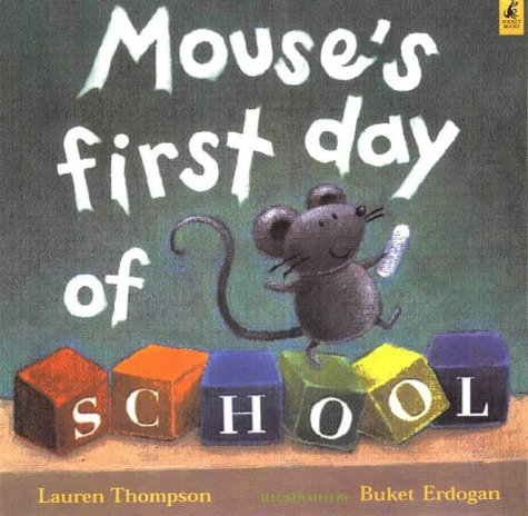 9780743468886: Mouse's First Day of School (Ready-to-Read)
