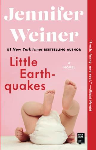 9780743470100: Little Earthquakes: A Novel (Washington Square Press)