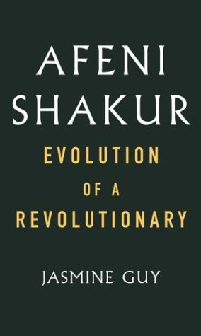 9780743470537: Afeni Shakur: Evolution of a Revolutionary