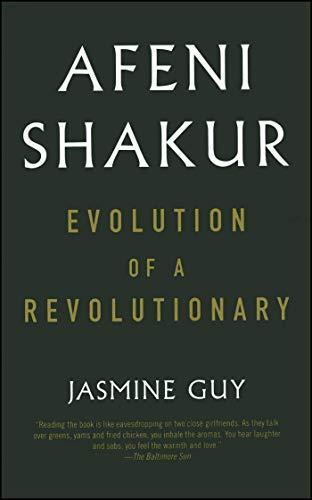 9780743470544: Afeni Shakur: Evolution of a Revolutionary