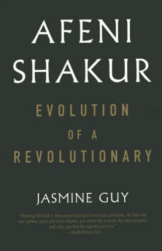 9780743470544: Afeni Shakur: Evolution Of A Revolutionary