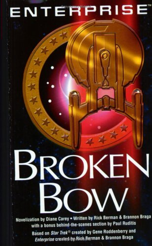9780743470629: Broken Bow (Star Trek Enterprise)