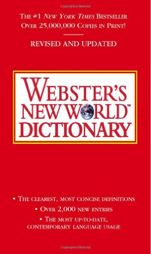 9780743470698: Webster's New World Dictionary