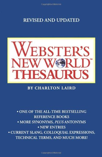 9780743470728: Webster's New World Thesaurus