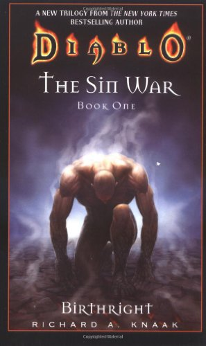 9780743471220: Birthright: The Sin War: Birthright Bk. 1 (Diablo the Sin War Trilogy 1)