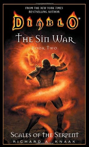 9780743471237: The Scales of the Serpent: The Sin War: Scales of the Serpent Bk. 2 (Diablo the Sin War Trilogy 2)