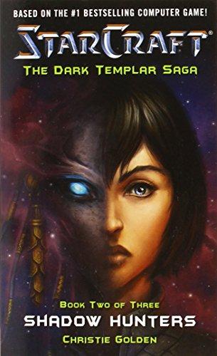 9780743471268: Shadow Hunters: Shadow Hunters Bk. 2 (StarCraft: Dark Templar)