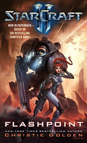 9780743471312: Starcraft II: Flashpoint (Starcraft II 3)