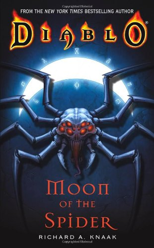 9780743471329: Moon of the Spider (The Diablo Series)