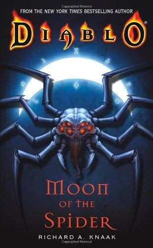 9780743471329: Moon of the Spider (Diablo, Book 1)