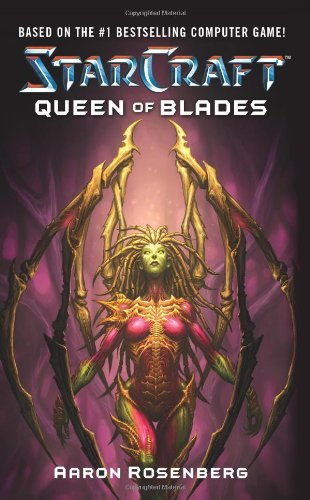 9780743471336: Queen of Blades (Starcraft)
