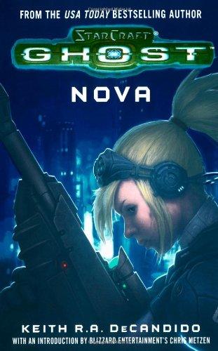 9780743471343: Starcraft Ghost Nova
