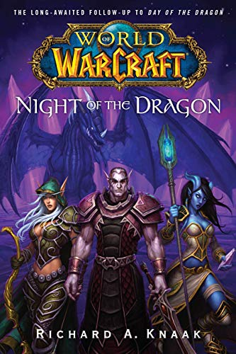 9780743471374: Night of the Dragon (World of Warcraft)