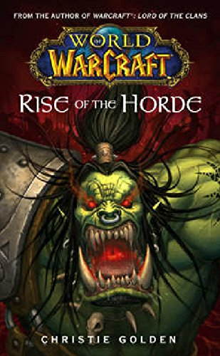 9780743471381: World of Warcraft: Rise of the Horde (No. 4)