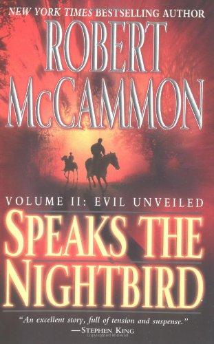 9780743471398: Speaks the Nightbird: Evil Unveiled: 2