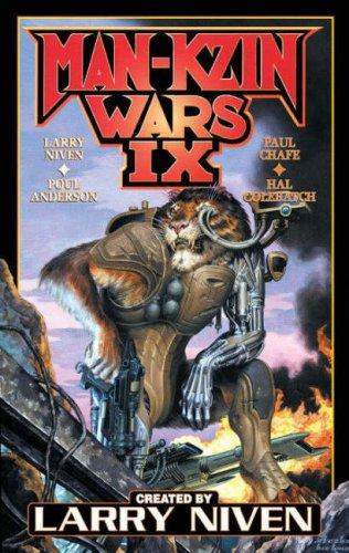 9780743471459: Man-Kzin Wars IX