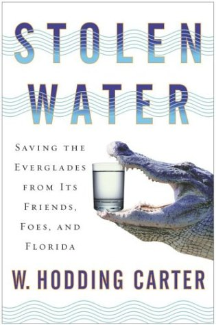 9780743474061: Stolen Water: Saving the Everglades from Its Friends, Foes, and Florida