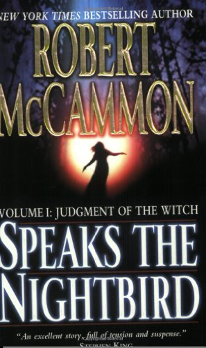 9780743474320: Judgment of the Witch (Speaks the Nightbird, Vol. 1)