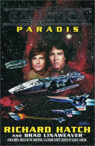Paradis (Battlestar Galactica): Richard Hatch