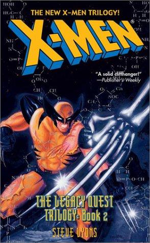 9780743474443: The Legacy Quest: Book 2 (X-Men: Doctor Doom)