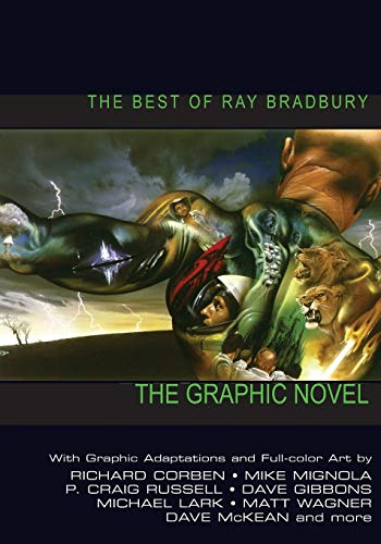9780743474764: The Best of Ray Bradbury: The Graphic Novel
