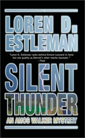 9780743474801: Silent Thunder (The Amos Walker Series #10)