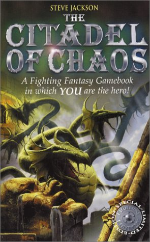 9780743475105: The Citadel of Chaos (Fighting Fantasy)